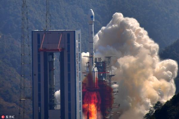 预计将执行35次发射任务!2018,长征火箭会很忙