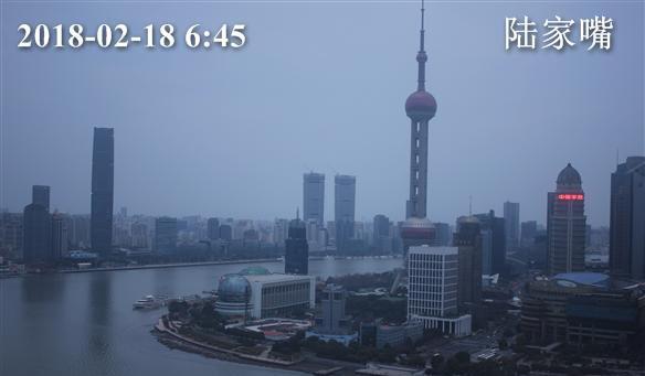 今起上海重返阴雨天气 假日后期有一波降温