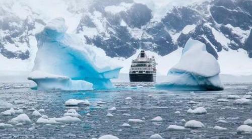 """近千中国人南极""""过大年"""" 或成南极旅游第二大国"""