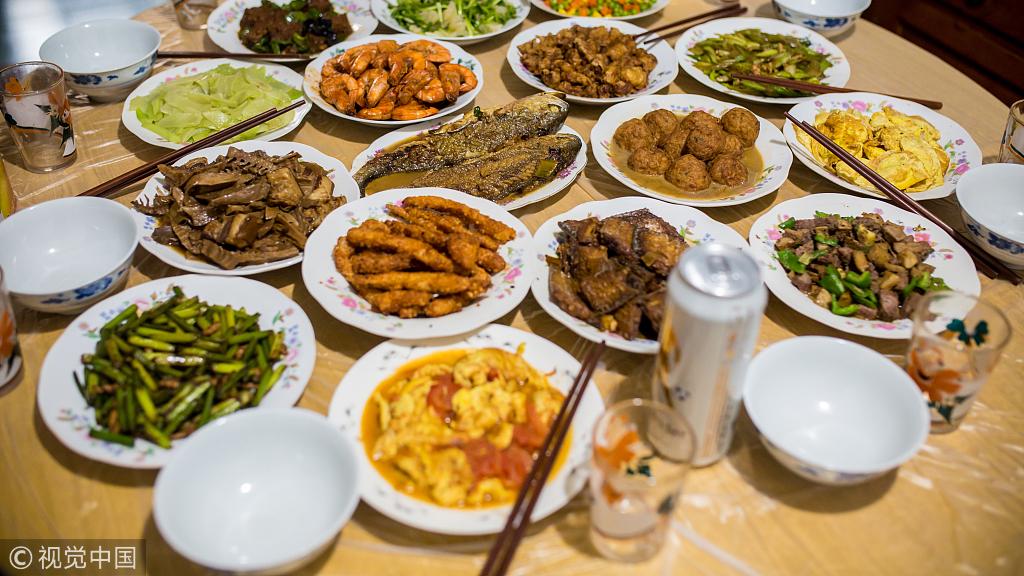 花多少钱?在哪儿吃?吃什么?——2018年春节年夜饭调查