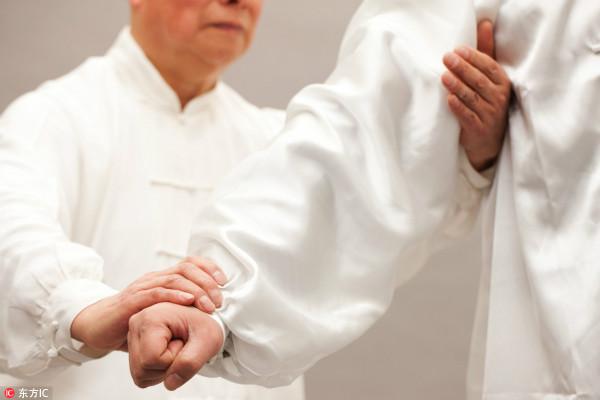 康戈武:太极拳知定能随明舍的修炼路径和方法