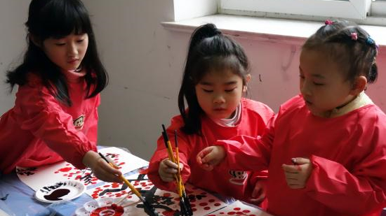 春节传说、年俗体验……普陀区少儿图书馆把年味种子播进孩子心田