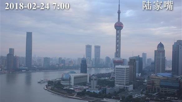上海今最高13℃ 下午阴雨 明起再转晴