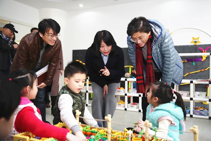 宝山教育大调研——学校出题,局长解题。杨立红:教育问题,半刻也等不得