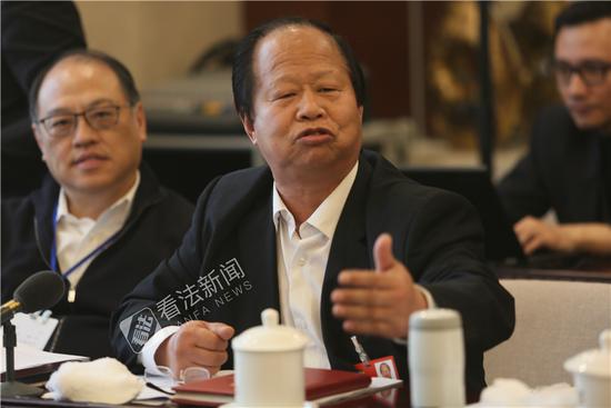 全国政协委员杨振河:太极拳不能实战是大错特错