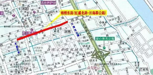 两段锦绣东路将连接成线!顾唐路将直通绕城高速