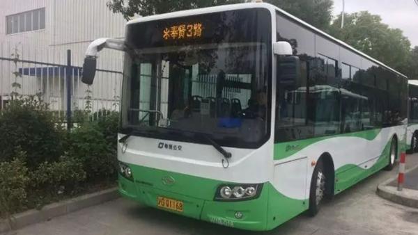 """3月17日起上海公交奉贤2路奉贤5路""""线路走向调整"""