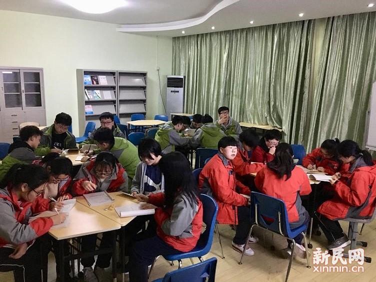 新学期,心出发——曙光中学举行本学期第一期心理沙龙活动
