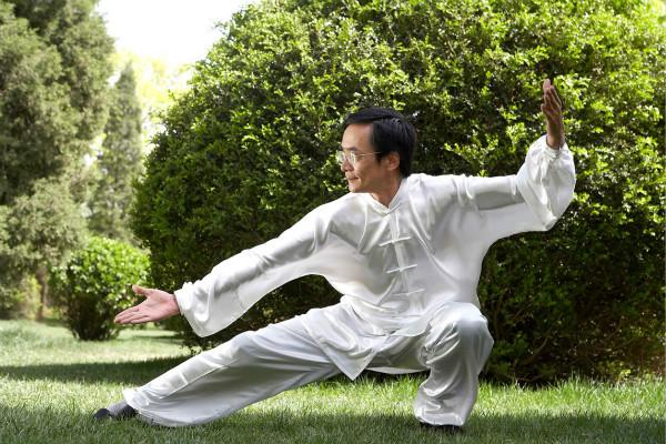 孙瑜:太极拳的柔软与能蹲多低无关