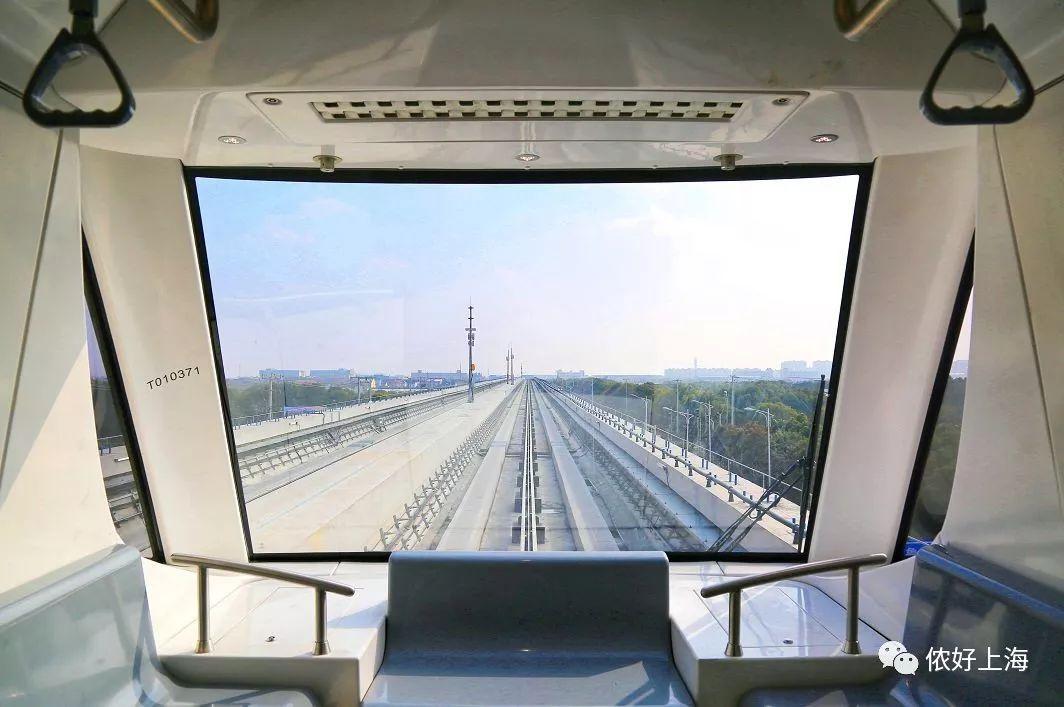 上海首条无人驾驶轨交!浦江线3月底通车