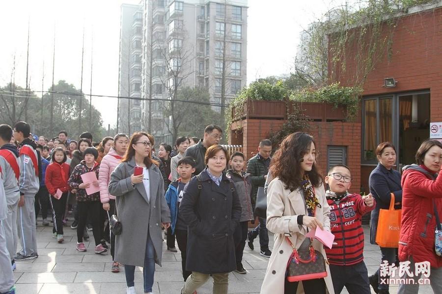 上海市梅陇中学:全面发展,提升素质