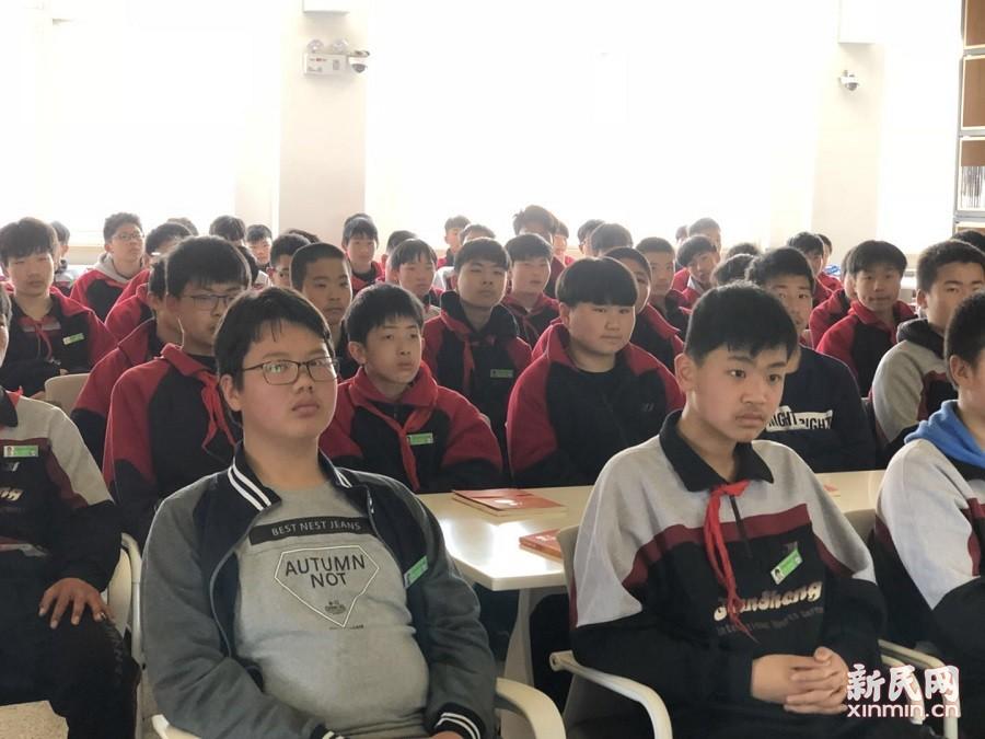 钱圩中学开展第23个中小学生安全教育日主题活动