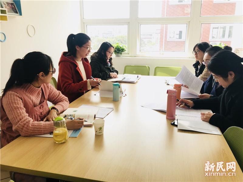 """金山区第六届""""明天的导师""""工程小语骨干工作坊在朱泾小学举行"""
