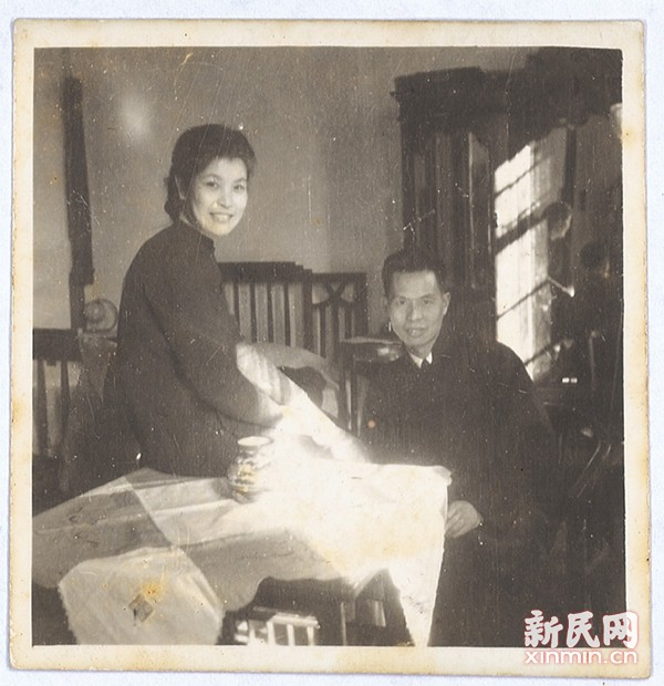 晨读|万金不看一眼,有一种爱情叫寿懿琳与吴大羽