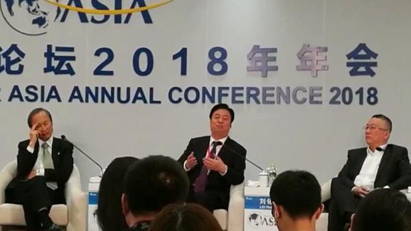中车董事长刘华龙:将在2020年推出可变轨距的400公里时速列车
