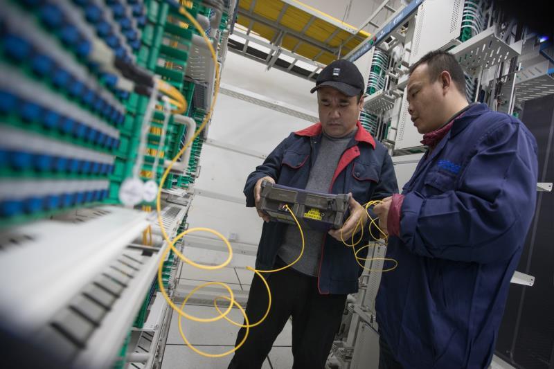 """占据新一代信息技术先期优势,上海如何""""站高望远""""?傅志仁这么说"""