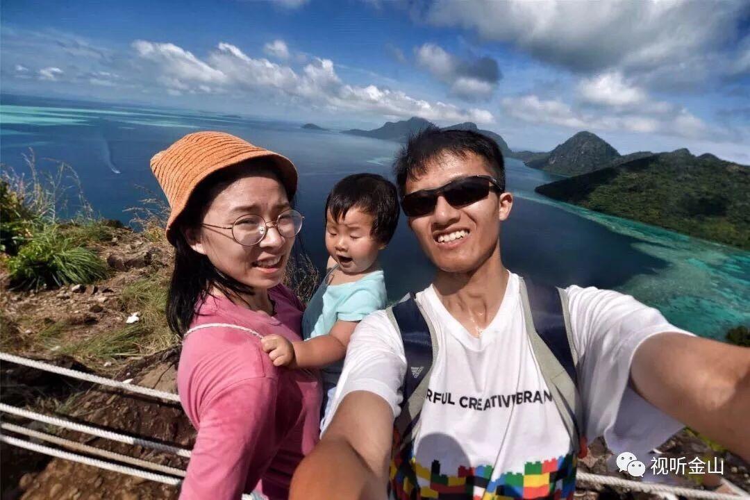 惊呆!上海小夫妻带着1岁宝宝从赤道到北极!