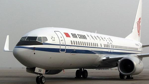 国航乘客持钢笔胁持乘务人员 警方:突发精神疾病