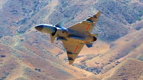 今天起,中国空军歼-10C战机担负战斗值班任务