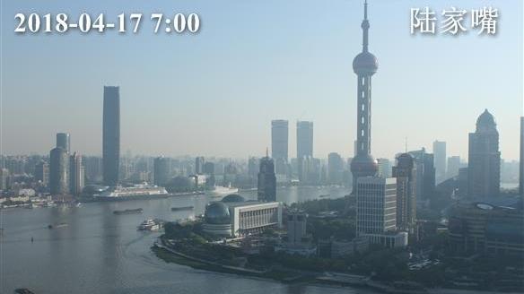 上海今阳光明媚 最高温21℃ 周末开始转阴
