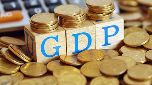 今年第一季度中国GDP同比增长6.8%