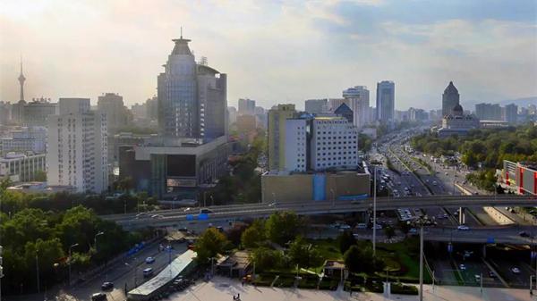 你知道北京凌晨四点什么样吗?