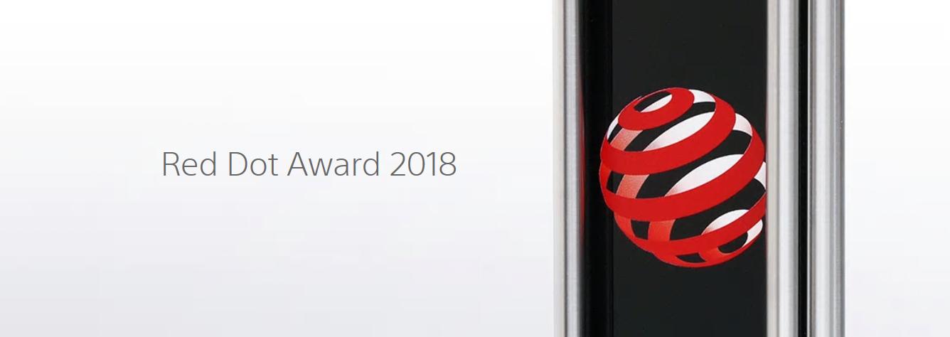 索尼狂数17项2018红点设计奖 OLED A8F及Xperia Touch捧得最高奖