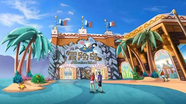 中心已正式落户三亚海棠湾,它是海昌梦幻海洋不夜城的核心娱乐项目