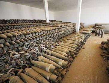 俄外交部:发现叙利亚反政府武装生产芥子气的实验室