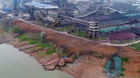 环境部督办池州市工业园违法堆放6万吨废物 3人被刑拘