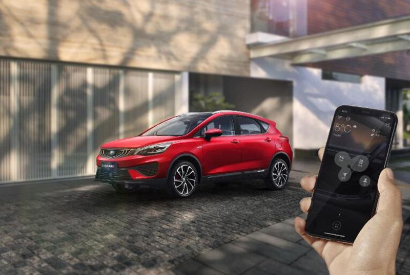 售价7.78~11.68万元 2018款帝豪GS正式上市