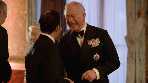 查尔斯王子被批准接任下一任英联邦元首