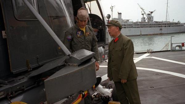档案君 | 人民海军诞生记