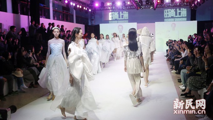 学生服装立体裁剪设计大赛诠释中国文化