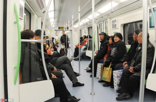 上海轨交满意度测评:12、17号线评价最高!