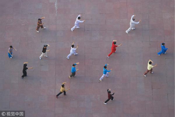 第四届全国太极拳精英赛正阳落幕  太极拳纳入当地中招体育考试