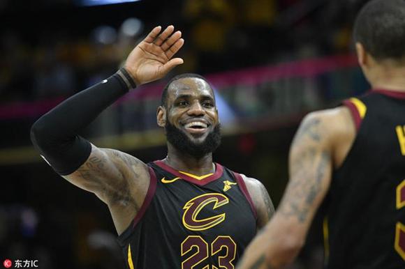 连续第8次向NBA总冠军发起冲击!而整个东部都在等他老去……