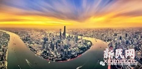 拿起相机寻找上海的色彩——自然环境色彩篇