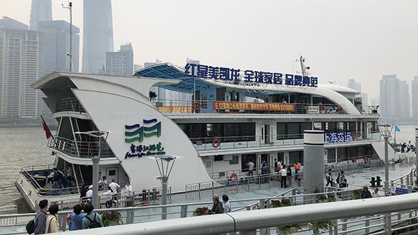 尝视 | 小新尝鲜浦江游览深度体验4小时之旅