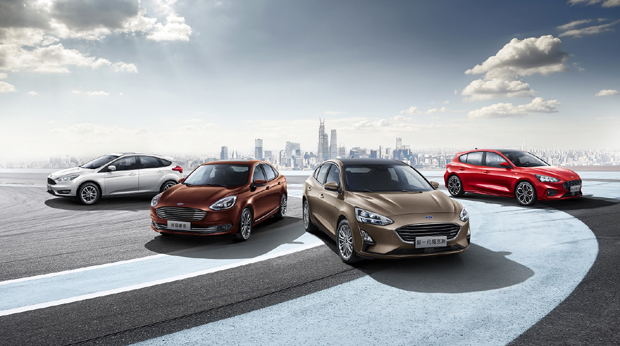 福特在华销量下滑不止 就等这些新车了