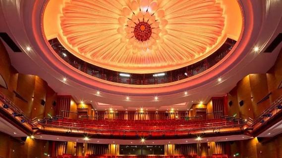 6载打磨,88岁中国大戏院修旧如初再出发