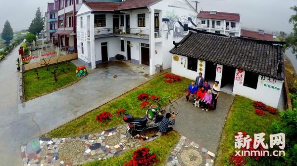 美丽庭院展现乡村生态文化