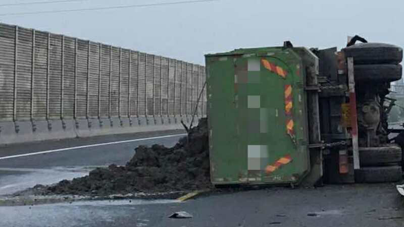 今晨G1501上海绕城高速发生两起事故 造成1死2伤