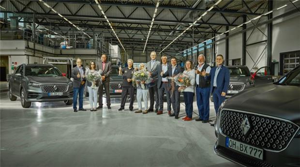 宝沃汽车稳步推进全球市场布局