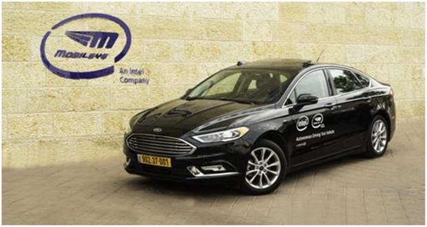 英特尔-Mobileye在耶路撒冷展开自动驾驶车队测试