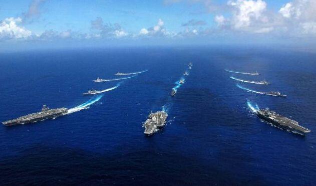 外媒:两艘美军舰进入西沙群岛12海里