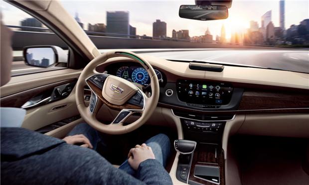 凯迪拉克超级智能驾驶系统将中国发布
