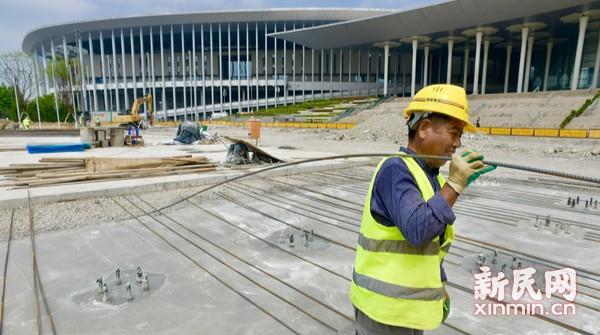 中国国际进口博览会筹备工作全速推进