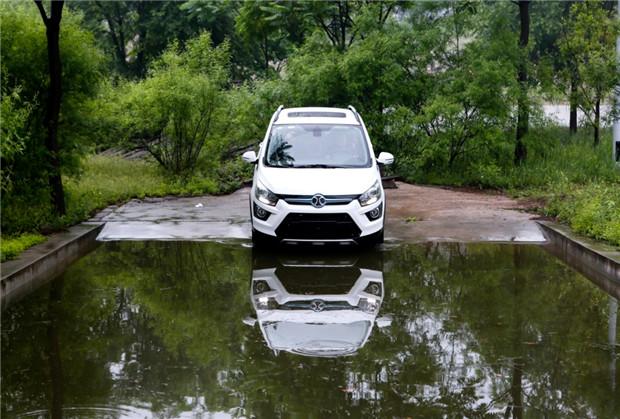 北汽新能源EX360 告诉你电动车如何应对雨季涉水
