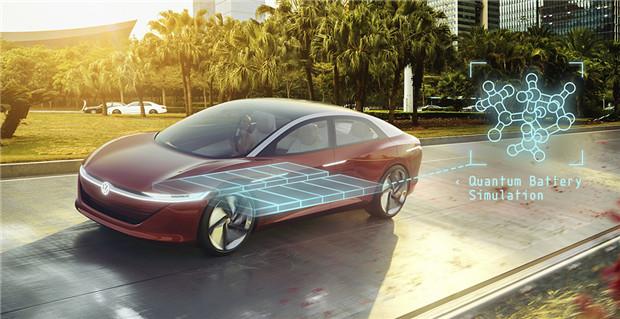 大众汽车测试用于电池研究的量子计算技术